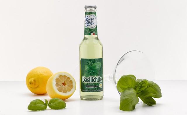 Basilichito met citroen